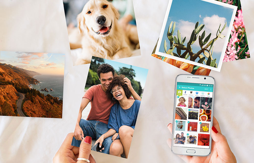 About | FreePrints Photo Tiles App for iOS & Android
