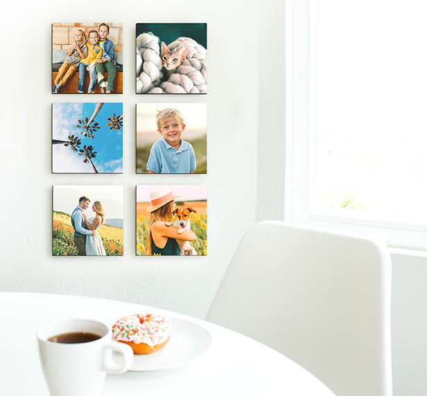 Get A Free Photo Tile Every Month